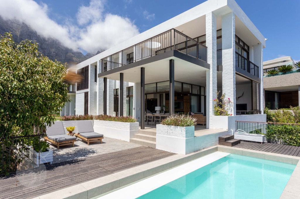 Blockhouse: Shoot My House Modern Beach Location Camps Bay Cape Town