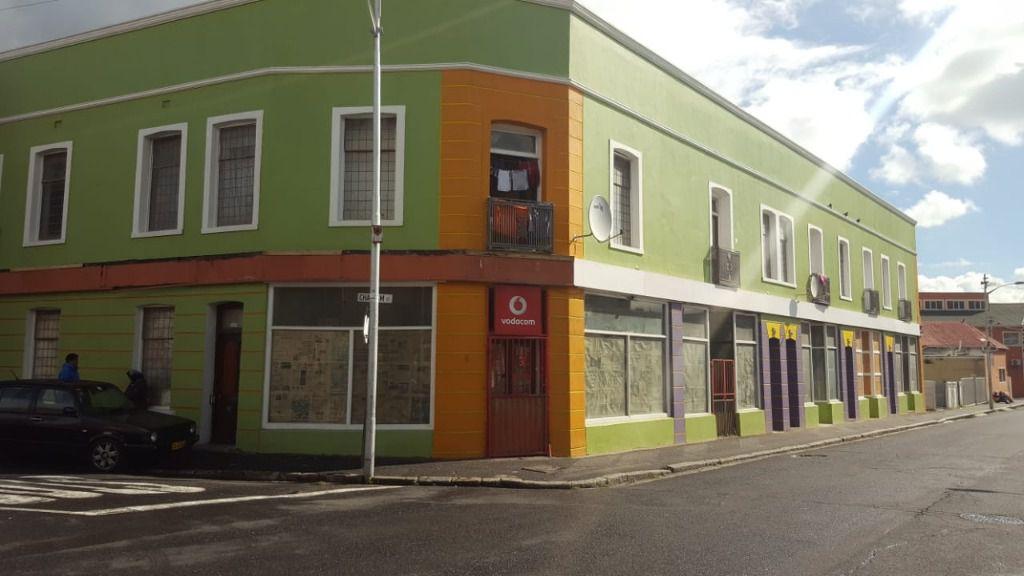 Derelict: Shoot My House Apartment Salt River Cape Town
