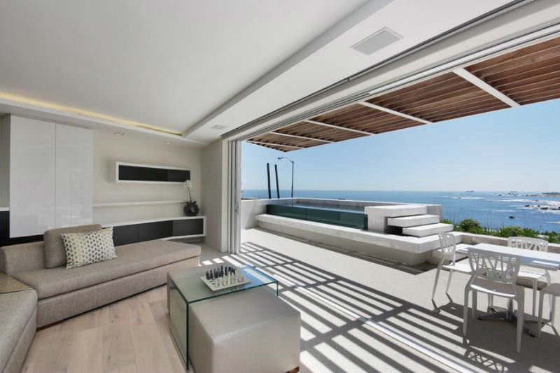 Ebb Time: Shoot My House Apartments Contemporary Modern Location Camps Bay Cape Town