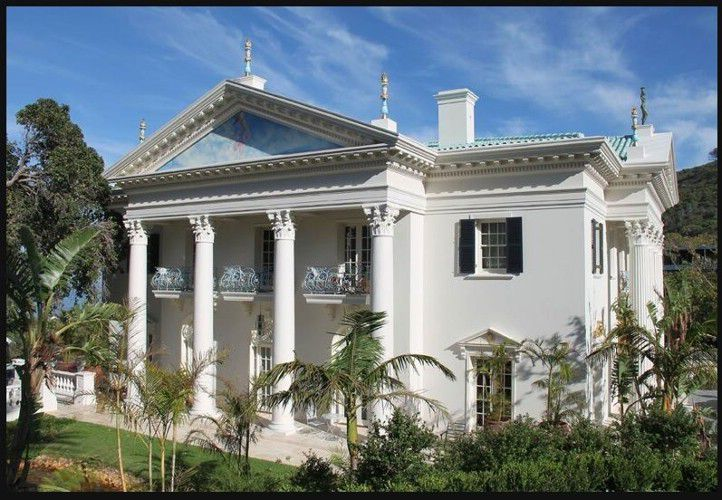 Enigma Mansion Exteriors: Shoot My House Classic Location Camps Bay Cape Town