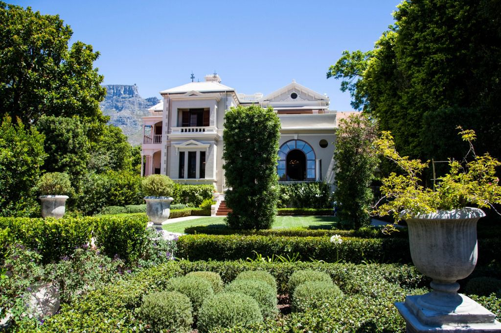 Heatherfield Exterior: Shoot My House Classic Location Tamboerskloof Cape Town