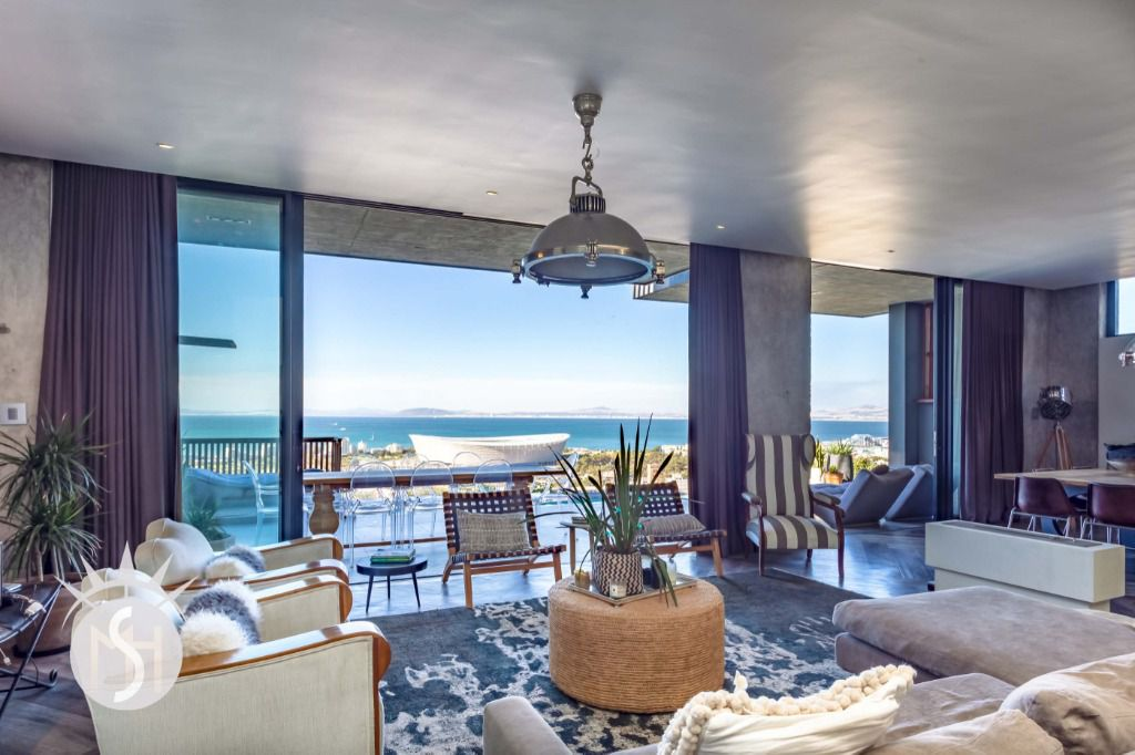 Inside Out: Shoot My House Modern Location Fresnaye Cape Town