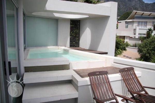 Lions View Penthouse: Shoot My House Beach Contemporary Location Camps Bay Cape Town