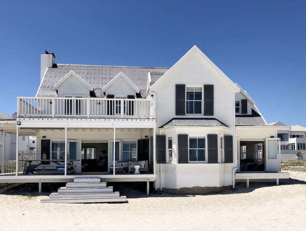 Not Forgotten: Shoot My House Classic Beach Location Yzerfontein