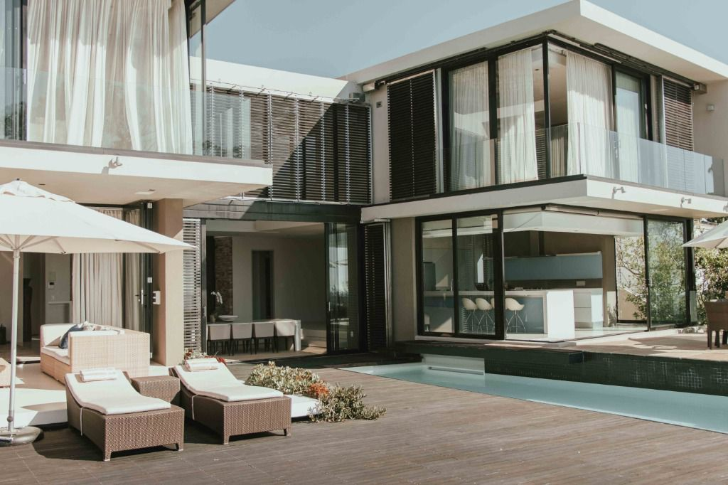 Serenity Villa: Shoot My House Beach Contemporary Location Camps Bay Cape Town
