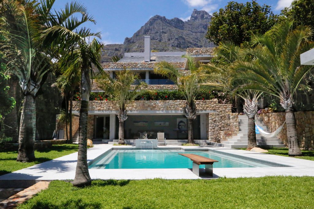 Ten Tree - Pool Party: Shoot My House Modern Beach Location Camps Bay Cape Town