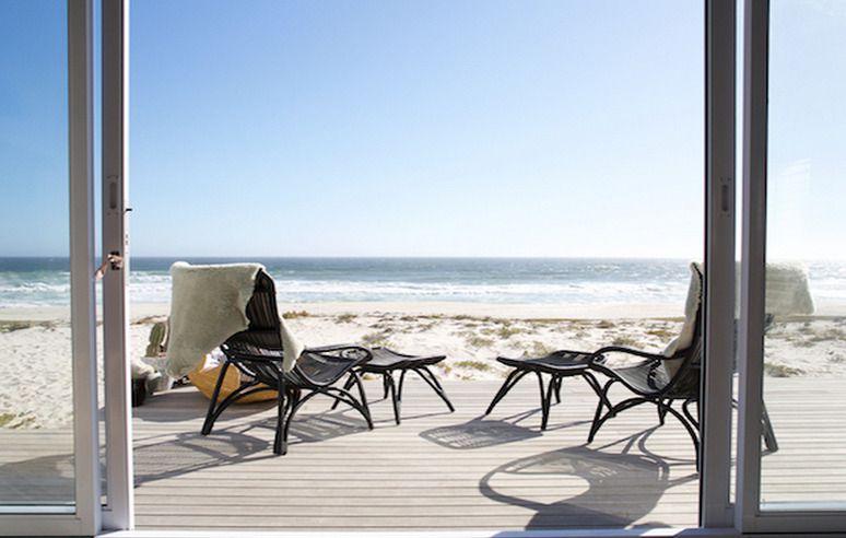 The Sound: Shoot My House Beach Location Yzerfontein