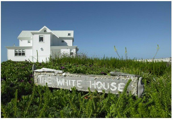 The White house: Shoot My House Beach Location with Sea View Yzerfontein