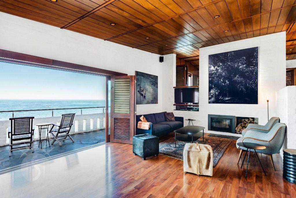 Villa La Perla: Shoot My House Beach Location Bantry Bay Cape Town