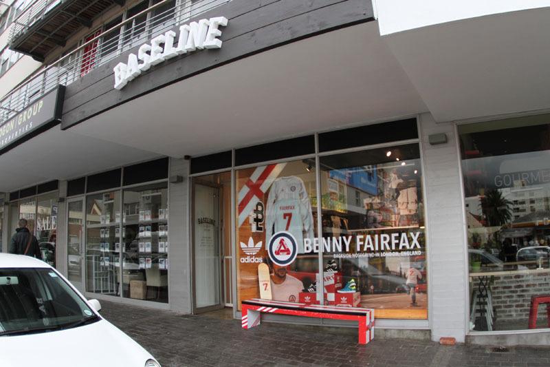 Baseline Commercial Location Shoot My House: CBD Cape Town