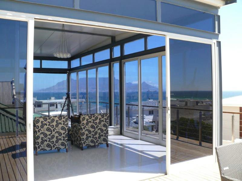 Big Blue: Shoot My House Modern Contemporary Location Blouberg Cape Town