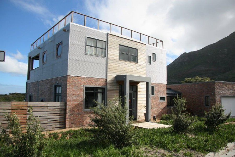 Blue Crush: Shoot My House Contemporary Location Noordhoek Cape Town