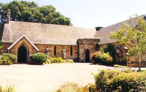 Christ Church: Shoot My House Commercial Location Constantia Cape Town