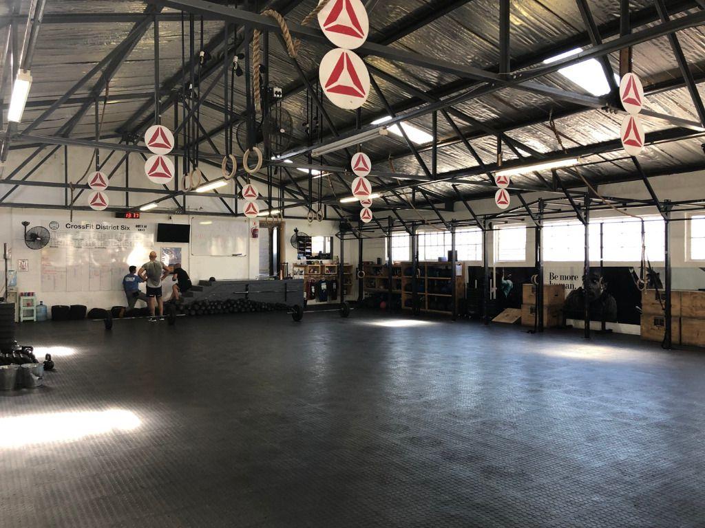 Crossfit: shoot My House Commercial Location Zonnebloem Cape Town