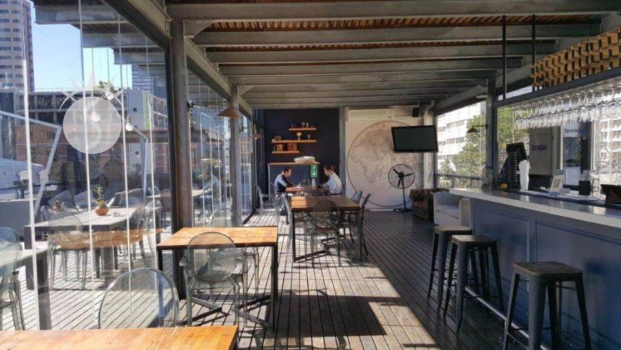 Free World Cartel Rooftop: Shoot My House Commercial Contemporary Location CBD Cape Town