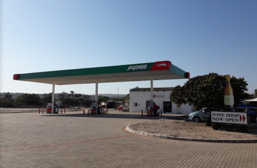 Gas Food Lodging: Shoot My House Commercial Location Yzerfontein Yzerfontein