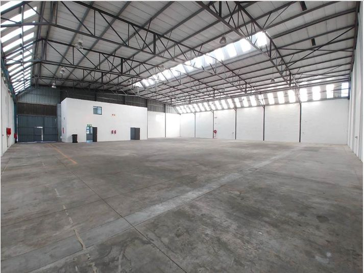 Killarney Warehouse: Shoot My House Commercial Location Killarney Gardens Cape Town