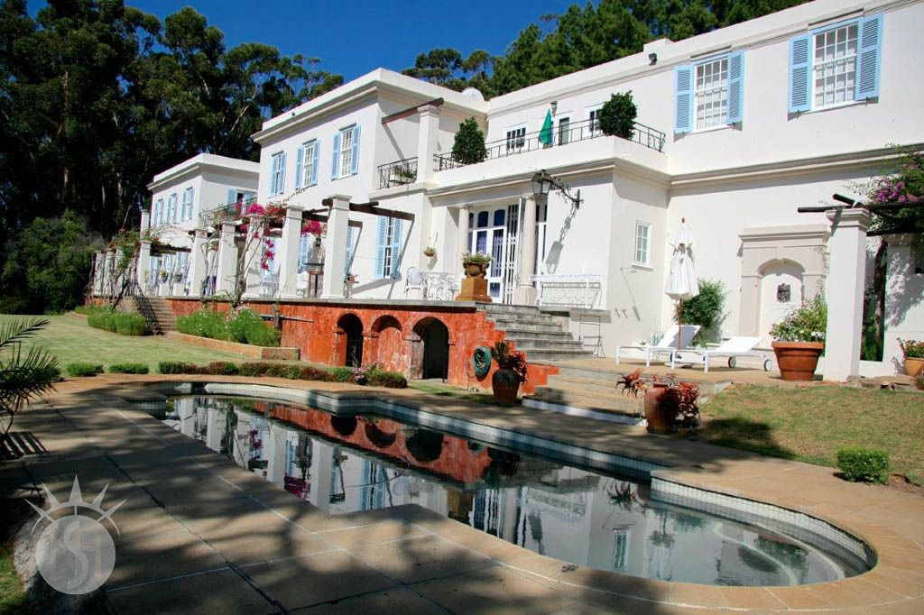 Morton Manor: Shoot My House Classic Villas Location Bizweni Somerset-West