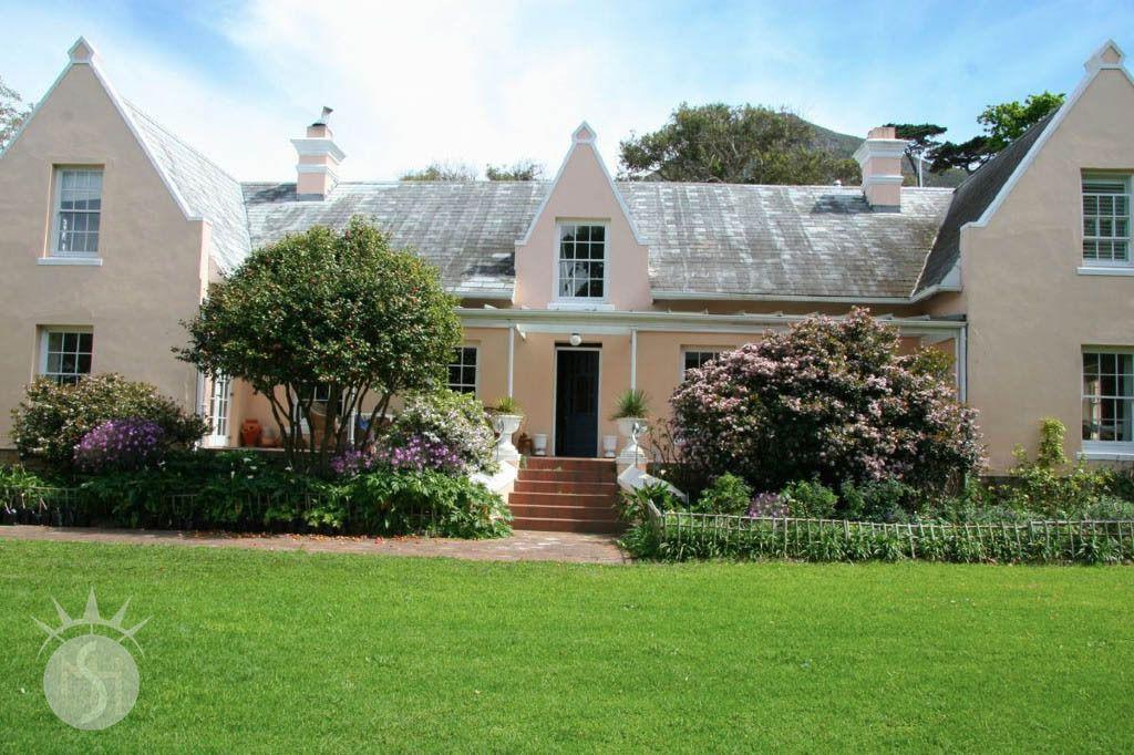 Ohio Farm: Shoot My House Classic Farms Location Noordhoek Cape Town
