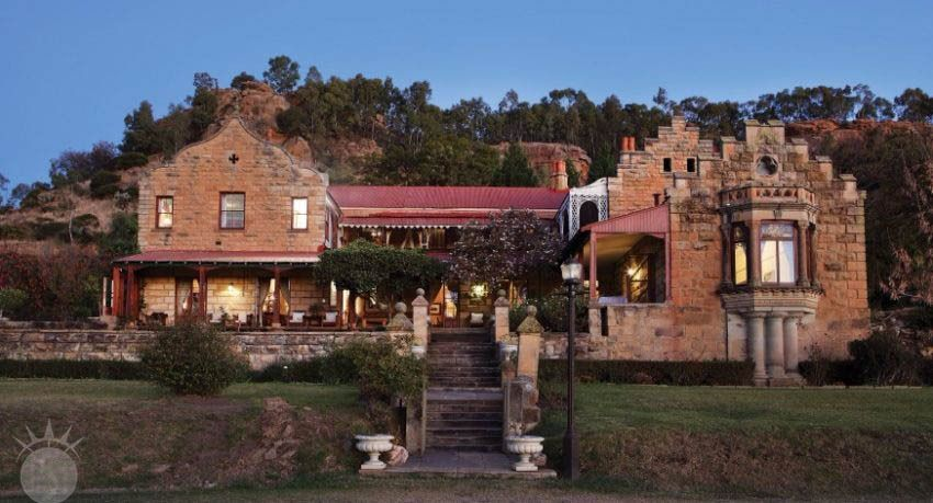 Prynnsberg Manor: Shoot My House Classic Farms Villas Location Clocolan Eastern Cape