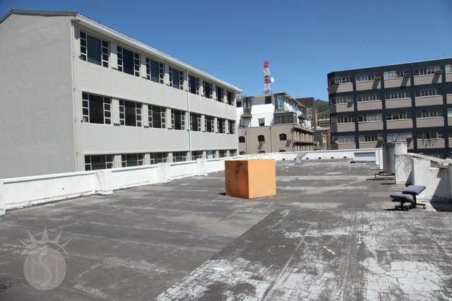 Rooftop Rendevous: Shoot My House Commercial Location CBD Cape Town