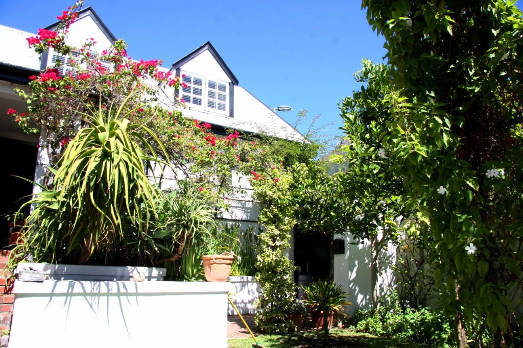 St Augustine: Shoot My House Classic Location Gardens Cape Town