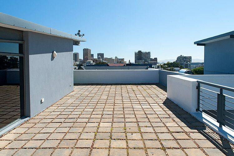 Sudden Impact: Shoot My House Commercial Rooftop Location Gardens Cape Town
