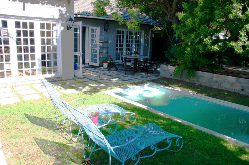 Sweet Dreams: Shoot My House Classic Gardens Location Lakeside Cape Town