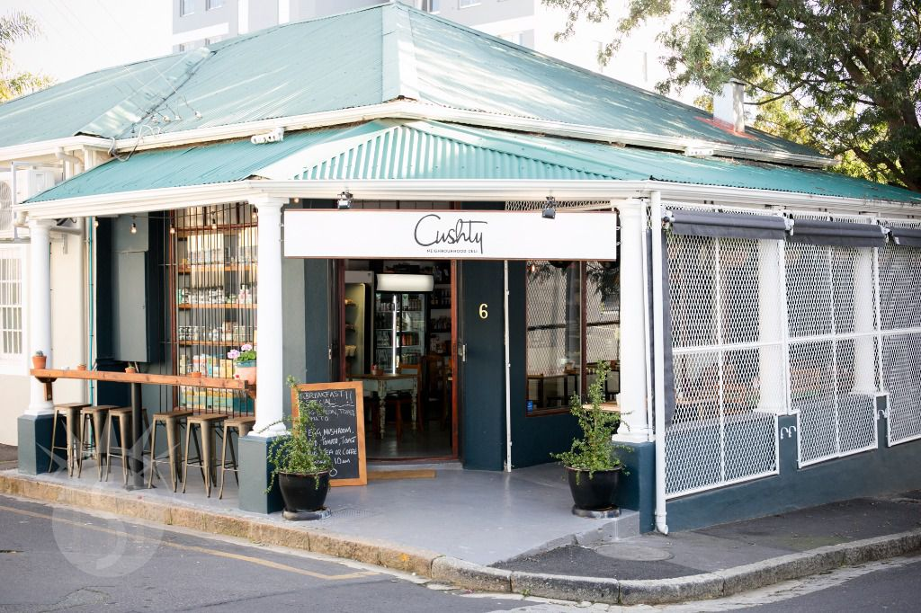 The Corner Shop: Shoot My House Commercial Restaurant Cafe & Deli Location Greenpoint Cape Town