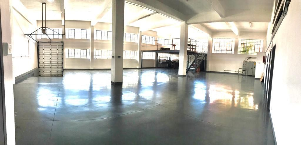 The Firm: Shoot My House Commercial Warehouse Location De Waterkant Cape Town