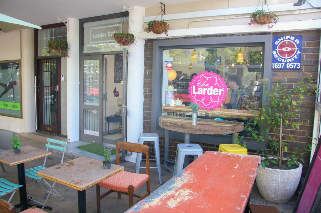 The Larder: Shoot My House Commercial Location Claremont Cape Town