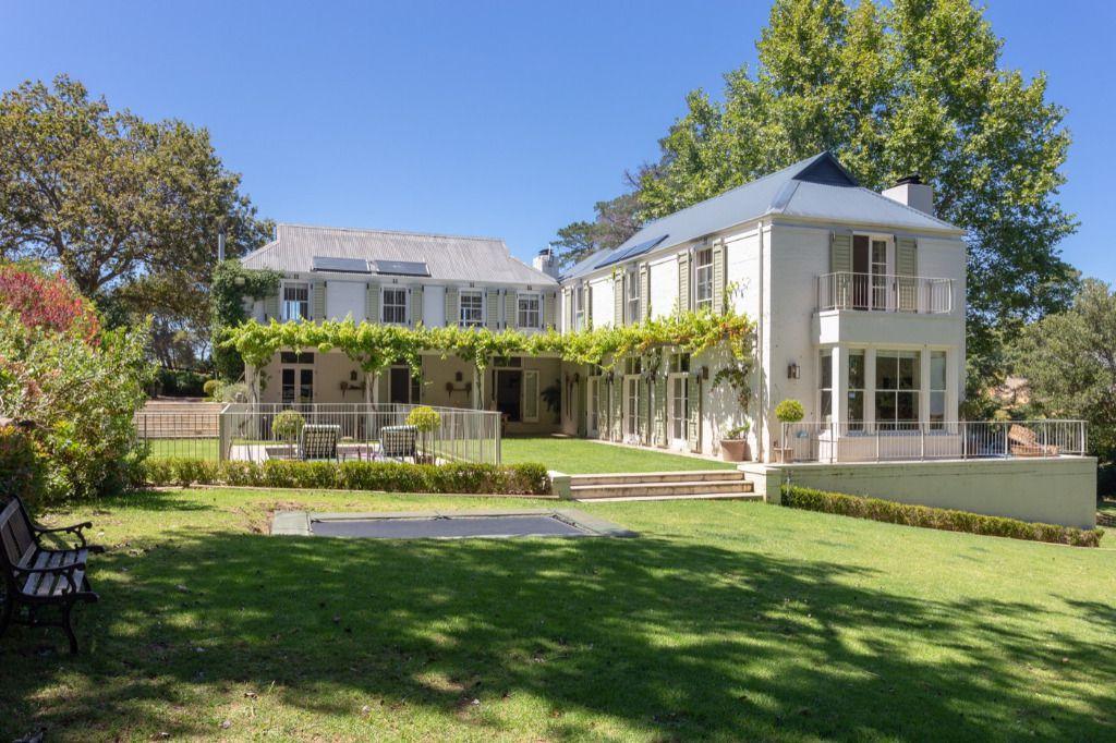 The Wood - Nova Zonnestraal Farm House: Shoot My House Classic Contemporary Farm Location Constantia Cape Town