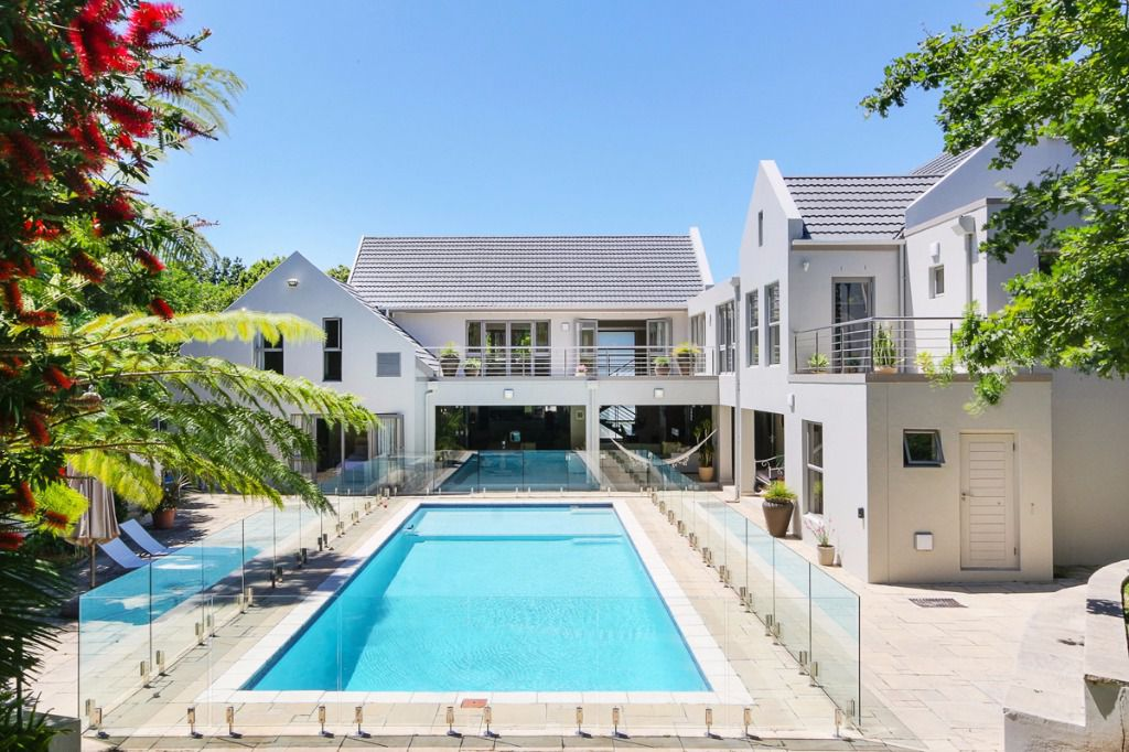Twilight: Shoot My House Contemporary Location Constantia Cape Town