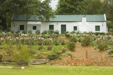 Welbedacht Wine Farm Malmesbury
