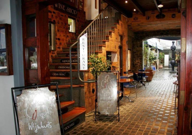 Wijnhuis Stellenbosch: Shoot My House Commercial Restaurant Location