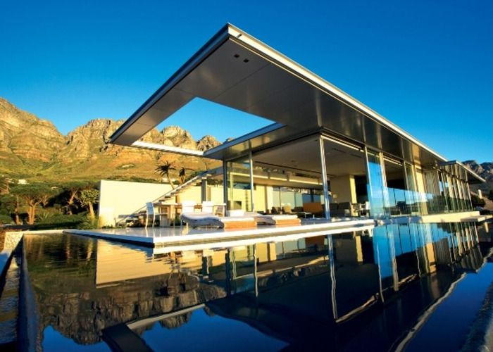 Bond House: Shoot My House Modern Location Camps Bay Cape Town