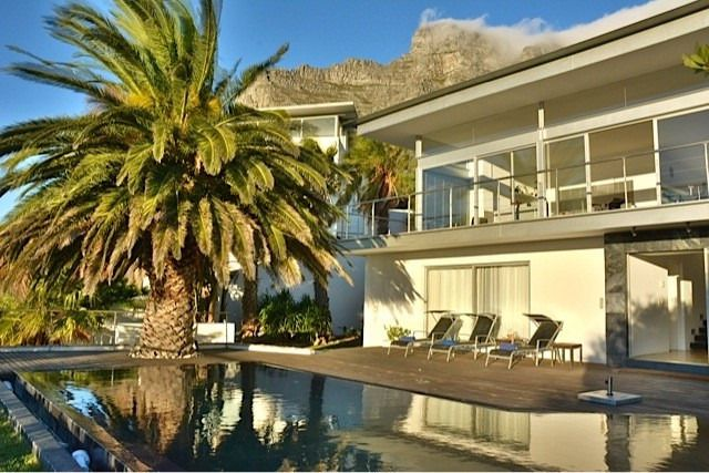 Crystal Sky: Shoot My House Apartments Contemporary Modern Location Camps Bay Cape Town