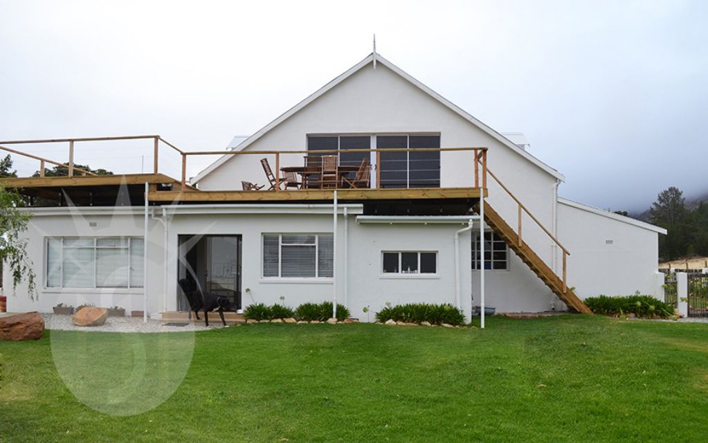 Dreamer: Shoot My House Farms Quirky Location Montague Cape Town