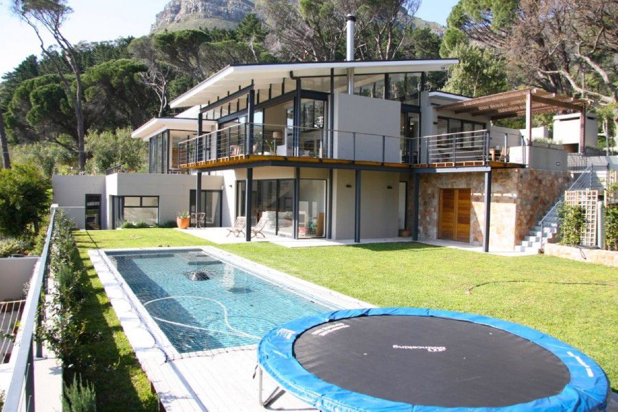 Emerald Forest: Shoot My House Modern Contemporary Location Vredehoek Cape Town