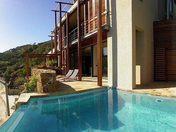 Glen Beach Villa: Shoot My House Contemporary Sea View Location Camps Bay Cape Town