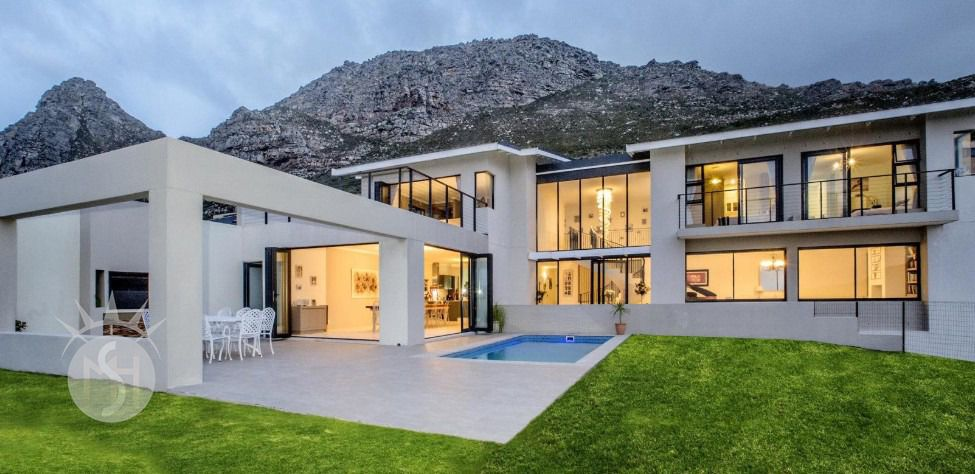 Into The Valley: Shoot My House Modern Contemporary Location Westlake Cape Town