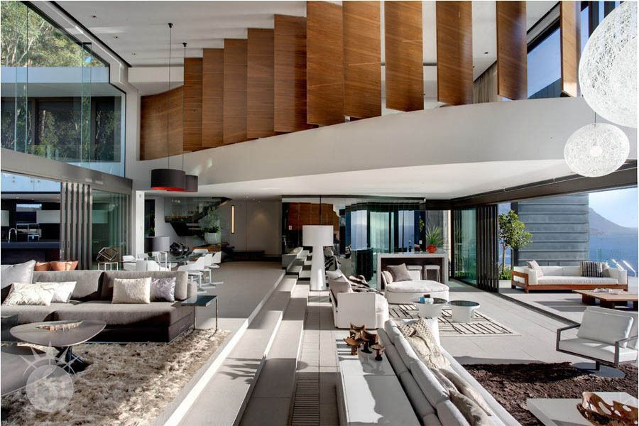 Pentagon: Shoot My House Contemporary Modern Location Camps Bay Cape Town