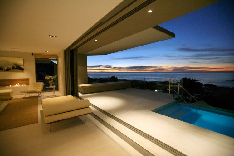 Penthouse II: Shoot My House Contemporary Modern Location Camps Bay Cape Town
