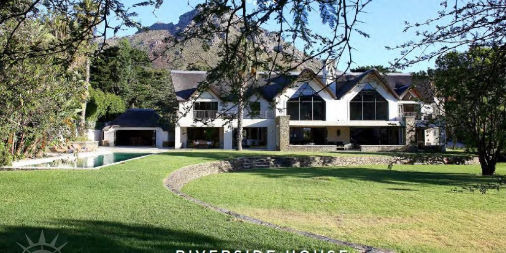 Rivers Edge: Shoot My House Contemporary Gardens Location Hout Bay Cape Town