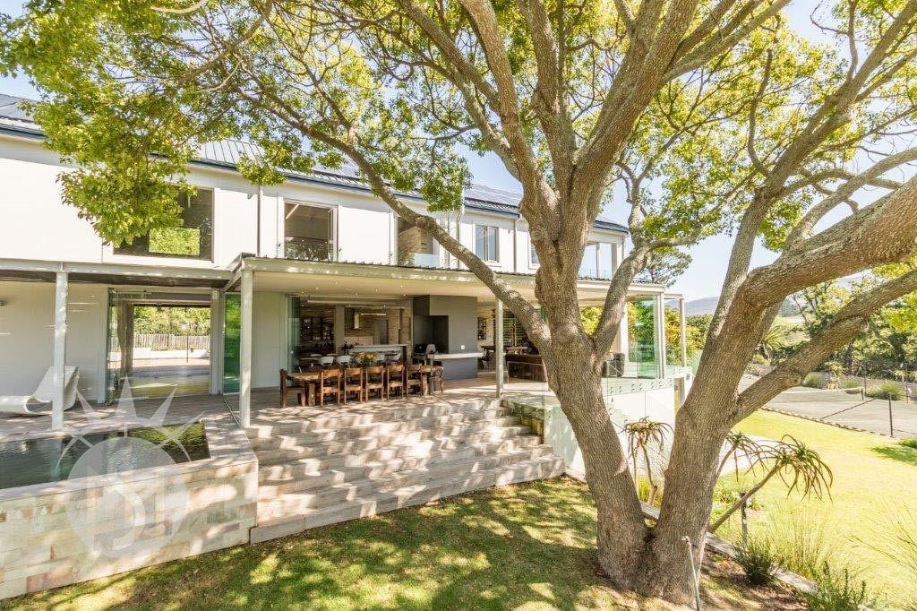 Stone Aloe: Shoot My House Modern Family Home Constantia Cape Town