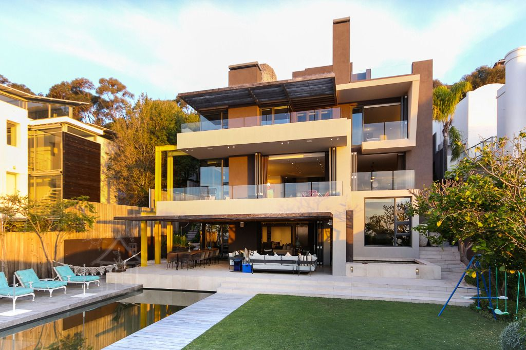 Sunset Strip: Shoot My House Modern Location Bantry Bay Cape Town