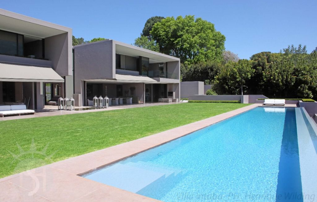 Villa Intaba: Shoot My House Modern Villa Family Home Bishopscourt Cape Town