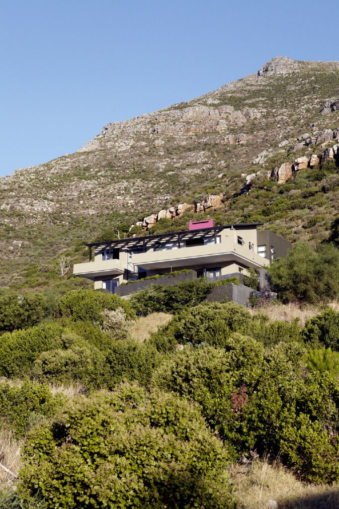 Villa St Clair: Shoot My House Modern Family Home Hout Bay Cape Town