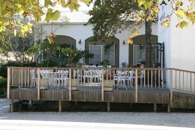 Warwick Restaurant and Conference Stellenbosch