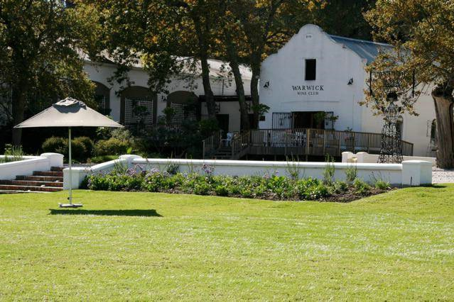 Warwick Vineyards and Picnic Areas Stellenbosch